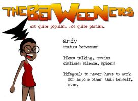 The Betweeners: Andy Profile by theonejanitor