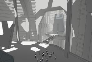 One more Sketchup by DylanTeague