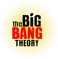 the big bang theory logo by underwaterdrawings
