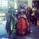Caithe and Faolain Preview by CosplayInABox