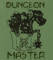 Hail the Dungeon Mast-ah by DorkZombie