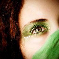 Green Fancy by LoverDgirlA1065