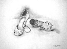 after dancing by Kistit