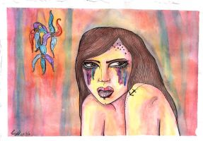 Vibrant Tears (For Sale!) by LucyJOrchard