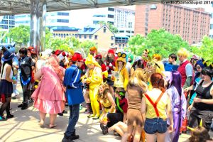 Otakon 2014 - Pokemon Shoot 01 by VideoGameStupid