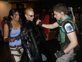 The ending of Wesker by Chris--Redfield