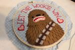 Let the Wookie win. by loveandasandwich