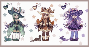 [Closed!] Parfait Adopts by SimonAdventure