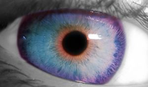 colored eye by LMColledge