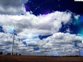 WEC wind energy converter by anthony-g