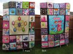 Brony Charity Quilt 2016 by Jillah92