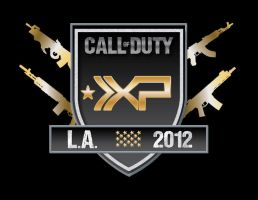Call of Duty XP 2012 Logo Concept by nenglehardt
