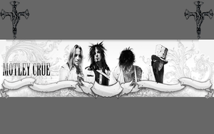 Motley Crue sola wallpaper by bhast2