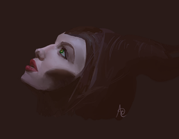 Descendants' Maleficent by Jousan