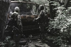 Derelict (S.T.A.L.K.E.R. cosplay) by DrJorus