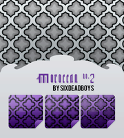 Moroccan Patterns no. 2 by sixdeadboys