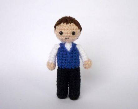 The doctor by LunasCrafts