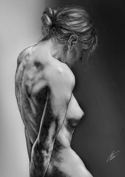 Natural Figure Exercise 02 by GEBdesign