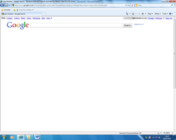 Google... searches nothing 0.o by Jenny2-point-0