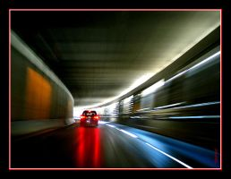 .tunnel drive. by EleCtrOfunK