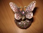 Perfume bottle 2 -butterfly- by MadamGrief-Stock