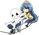 You are part of the show by ayrra