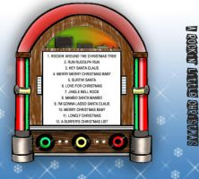 Christmas CD Cover Back by TRALLT