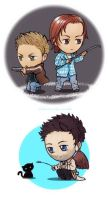 Team Free Will by Lilianbelieve