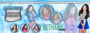 Bethany Mota creation+ recursos by MartinaEdits