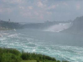 Niagra III by NatureStockImagery
