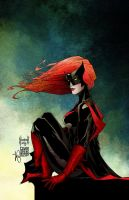 Batwoman Collaboration by solocosmo
