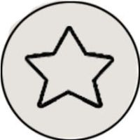 Naruto Star Village Button by FoxTrotProducts