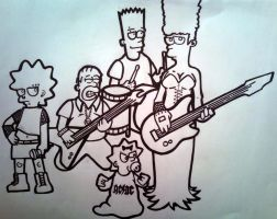 simpsonsproject by sameroner