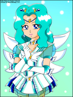 Miracle Sailor Neptune by Sweet-Blessings