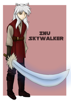 .Inu Skywalker. by Kihari