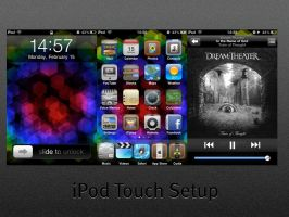 iPod Touch Setup by TaylorCohron