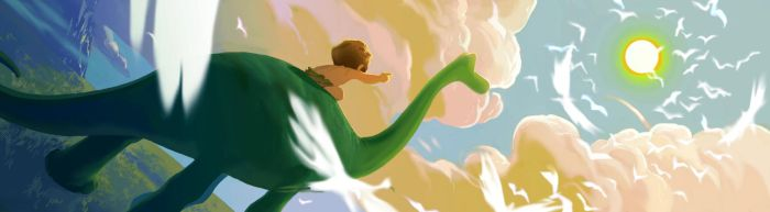 Good Dinosaur Final Revised by Kazushige