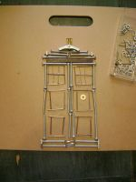 93 on 92: Industrial TARDIS by CrazyFoxMoon