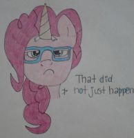 That did Not just happen. by TopazBeats