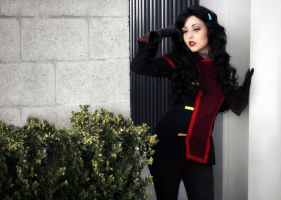 Asami Sato by Antiquity-Dreams