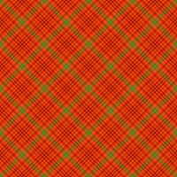 Seamless Plaid 0004 by AvanteGardeArt
