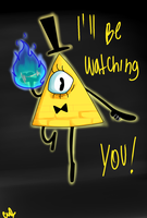 I'LL BE WATCHING YOU. by CamiiStyles
