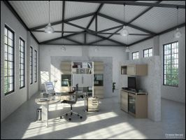3D Office 3 by FEG