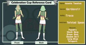 Aceste's Reference Card by EXP282