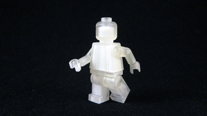 3D Printed LEGO Minifigure by mingles