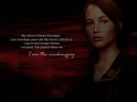 The Mockingjay by thecrazythingsofRomy