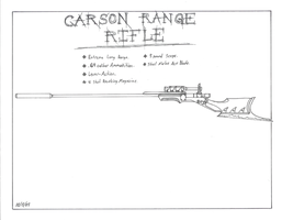The Carson Range Rifle by gunslinger87