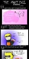 naruto- THE MOST EVIL MEME by YaYaOo