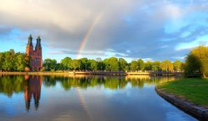 Chasing Rainbows by HenrikSundholm
