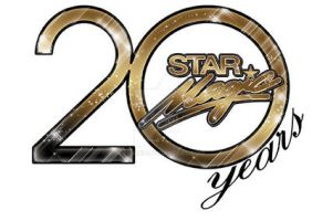 Starmagic 20 years Logo by Stardreu